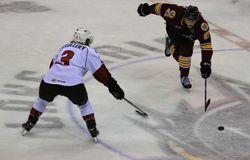 Ice Hockey event Stock Images