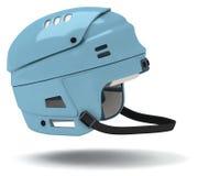 Ice hockey helmet Stock Images