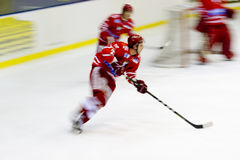 Ice Hockey Italian Premier League Stock Images