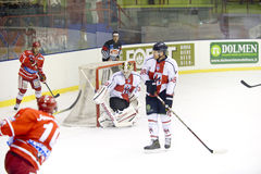 Ice Hockey Italian Premier League Stock Photos