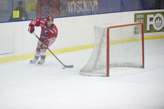 Ice Hockey Italian Premier League Royalty Free Stock Images