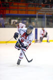 Ice Hockey Italian Premier League Stock Photo