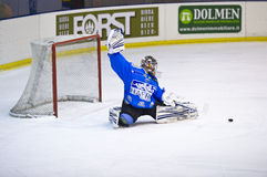 Ice Hockey Italian Premier League Stock Image