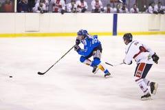 Ice Hockey Italian Premier League Stock Image