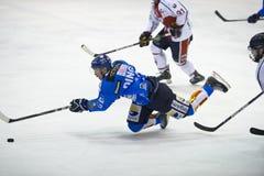 Ice Hockey Italian Premier League Stock Photo