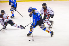 Ice Hockey Italian Premier League Royalty Free Stock Image