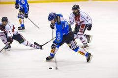 Ice Hockey Italian Premier League Royalty Free Stock Image