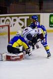 Ice Hockey Italian Premier League Royalty Free Stock Photos