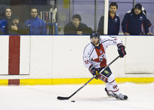 Ice Hockey, Jordan Knackstedt Stock Photography