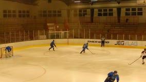 Ice Hockey stock video