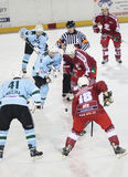 Ice hockey match Stock Photography
