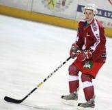 Ice hockey player Royalty Free Stock Image