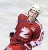 Ice hockey player Stock Photography