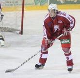 Ice hockey player Stock Photos