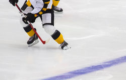 Ice Hockey Player Stock Images