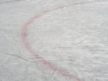 Ice hockey rink markings, winter sport background, texture, wall Royalty Free Stock Photo