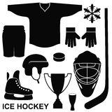 Ice Hockey Royalty Free Stock Photos