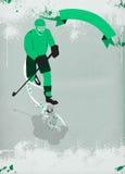 Ice hockey sport background Royalty Free Stock Photo