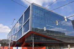 Ice Hockey stadium Bratislava Royalty Free Stock Image