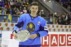 Ice-Hockey World Championship DIV I Stock Images