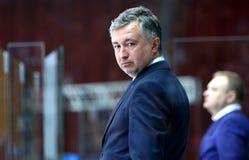 Ice Hockey 2017 World Championship Div 1 in Kiev, Ukraine Royalty Free Stock Photos
