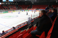 Ice Hockey World Championship Royalty Free Stock Photo