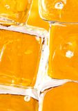 Ice honey Stock Photo