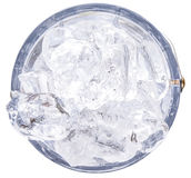 Ice and Ice Bucket II Royalty Free Stock Photos
