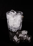 Ice and Ice Bucket III Stock Image