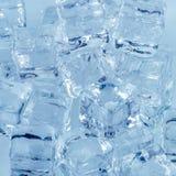 Ice cubics Stock Photo