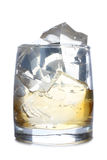 Ice on jar Royalty Free Stock Photos