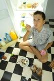 ice kremu smaczne zdjęcia stock