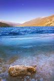Ice lake Stock Images