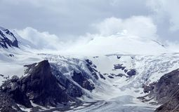 Ice landscape Stock Photos