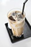 Ice latte coffe Royalty Free Stock Photo