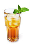 Ice lemon tea Royalty Free Stock Photos