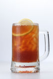 Ice lemon tea Royalty Free Stock Photography