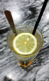 Ice Lemon Tea Royalty Free Stock Images