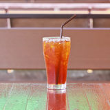 Ice lemon tea Stock Photography