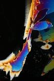 ice light polarized under στοκ φωτογραφίες