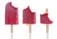 Ice lollies stock photography
