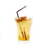 Ice Longan Juice Stock Images