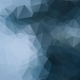 Ice low poly background Royalty Free Stock Photo