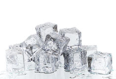 Ice melt Stock Photography