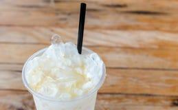 Ice milk Stock Photos