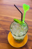 Ice mint mojito Royalty Free Stock Photography