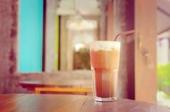Ice mocha coffee Stock Images