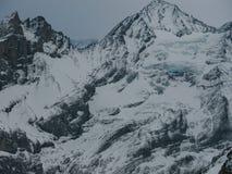 Ice mountain Stock Image