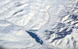 Ice Mountains Stock Photos