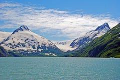 Ice, Mountains, and Sky Stock Photos